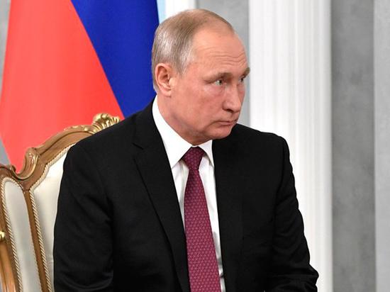 Путин объяснил гибель Ил-20 в Сирии цепью «трагических случайных обстоятельств»