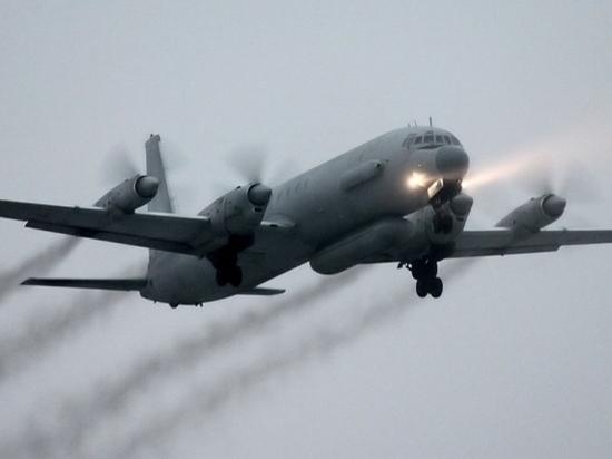 CNN: российский Ил-20 с 14 военнослужащими сбит ПВО Сирии