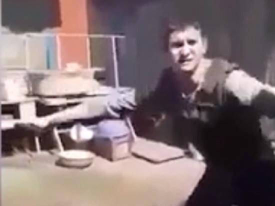 «Российский спецназ, *****»: житель Донбасса неудачно протестировал бронежилет на себе