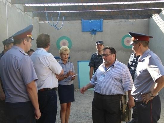 Член Совета при президенте России побывал в калмыцком СИЗО