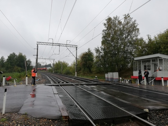 Молодой мужчина бросился перед поездом в Малоярославце