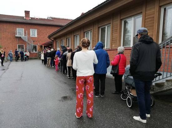Журналист «МК» в Карелии» увидел, как обеспечивается 80-процентная явка в скандинавском королевстве