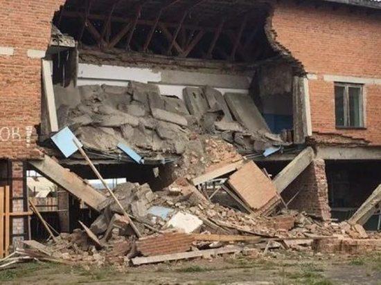 Сколько школ в Иркутской области готовы рухнуть?