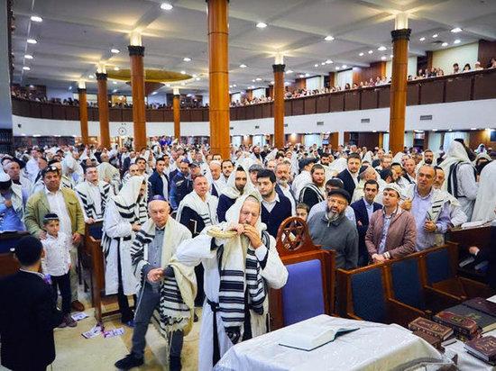 В преддверии Йом-Кипура раввин Берл Лазар обратился к еврейской общине