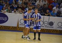 Ставропольские гандболисты успешно начали сезон