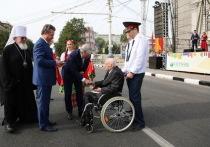 Ветеран войны стал почетным гражданином Воронежа