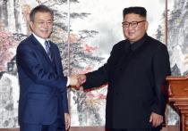 «Потертая» Корея: Ким Чен Ын извинился перед южнокорейским лидером