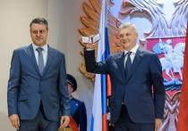 Александр Гусев официально вступил  в должность губернатора Воронежской области
