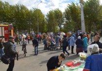 В Тюмени состоялся заключительный в сезоне «Фестиваль соседей»