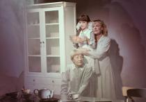 «МАМА» — так называется премьера в Центре драматургии и режиссуры Казанцева и Рощина на Соколе