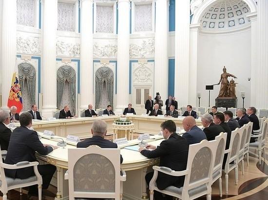 Бурков получил благословение Путина