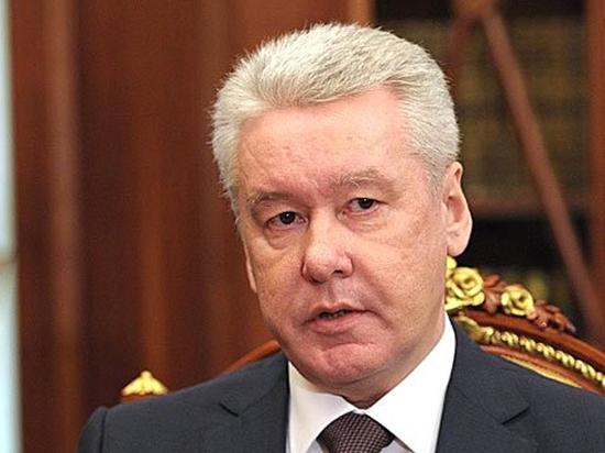 Собянин произвел перестановки в правительстве Москвы