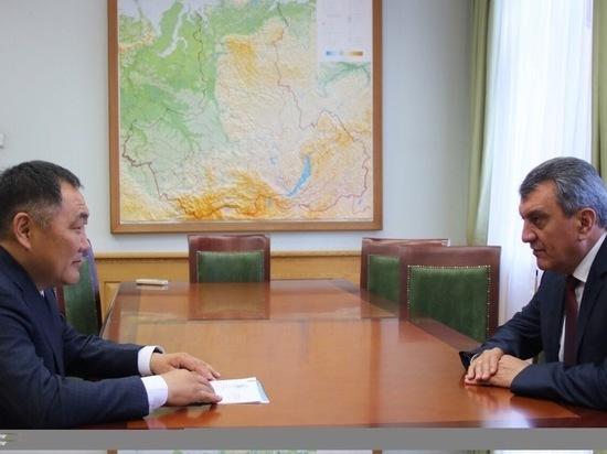 Сибирскому экспорту наметят в Туве новые транспортные коридоры