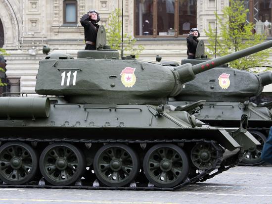 Немецкий журнал назвал танк Т-34