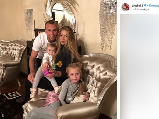 Поделят детей, имущество, алименты: как разведется капитан «Спартака» Глушаков
