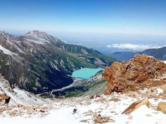 Заилийский Алатау — настоящая мекка для горных туристов и альпинистов