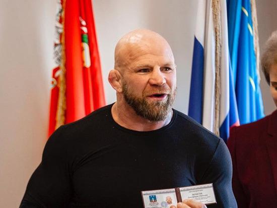 Депутат-боец Монсон рассказал о разногласиях с Путиным