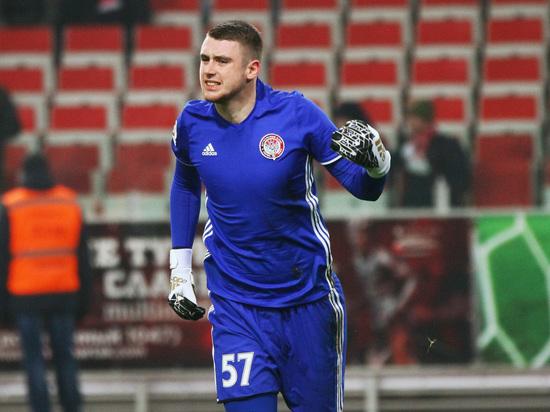 Вратарь «Спартака» Селихов дисквалифицирован на два матча за активность на фан-секторе