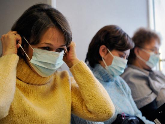 В регионе-33 зафиксировано превышение эпидпорога по ОРВИ на 7,6%