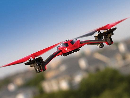 В Казахстане использование дронов пока никак не регулируется. А зря…
