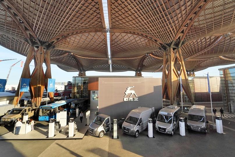 «Группа ГАЗ» представила вевропейских странах обновленные модели для экспортных рынков