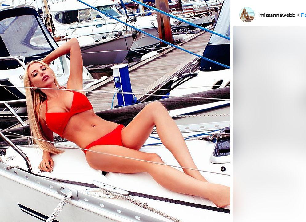 Отравленная в Солсбери русская модель показала фото в нижнем белье