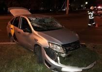 Две пассажирки пьяного таксиста травмированы в ДТП в Чебоксарах