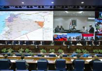 Российские военные возвращают беженцев в Сирию