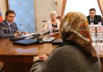 Глава Орловской области провёл приём граждан