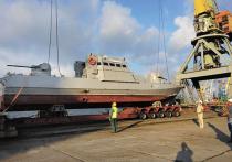 В Азовском море появилась первая украинская военно-морская база
