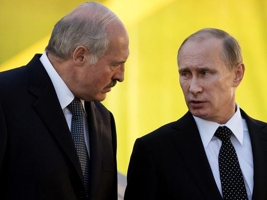 Лукашенко снова улетает вСочи навстречу сПутиным