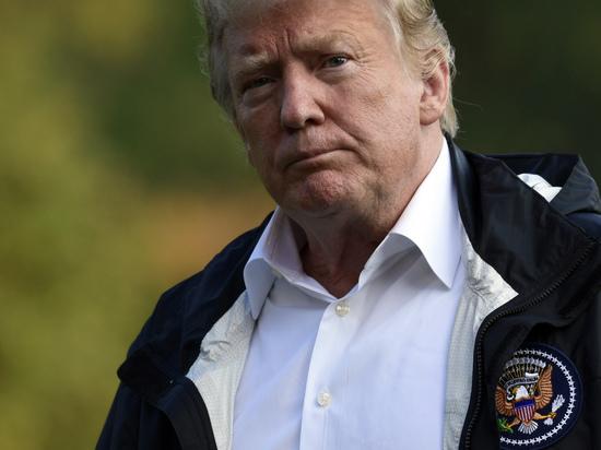 Трамп подписал указ о реализации санкций против России