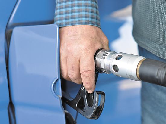 Бензин по карточкам