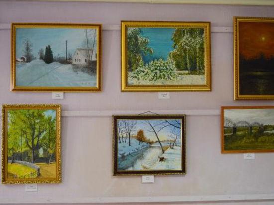 В Серпухове открылась художественная выставка «Серпухов наш златоглавый»