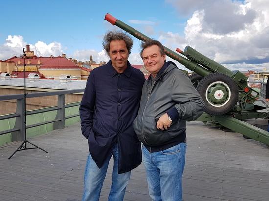 В Петербурге Соррентино рассказал о продолжении работы над «Молодым папой»