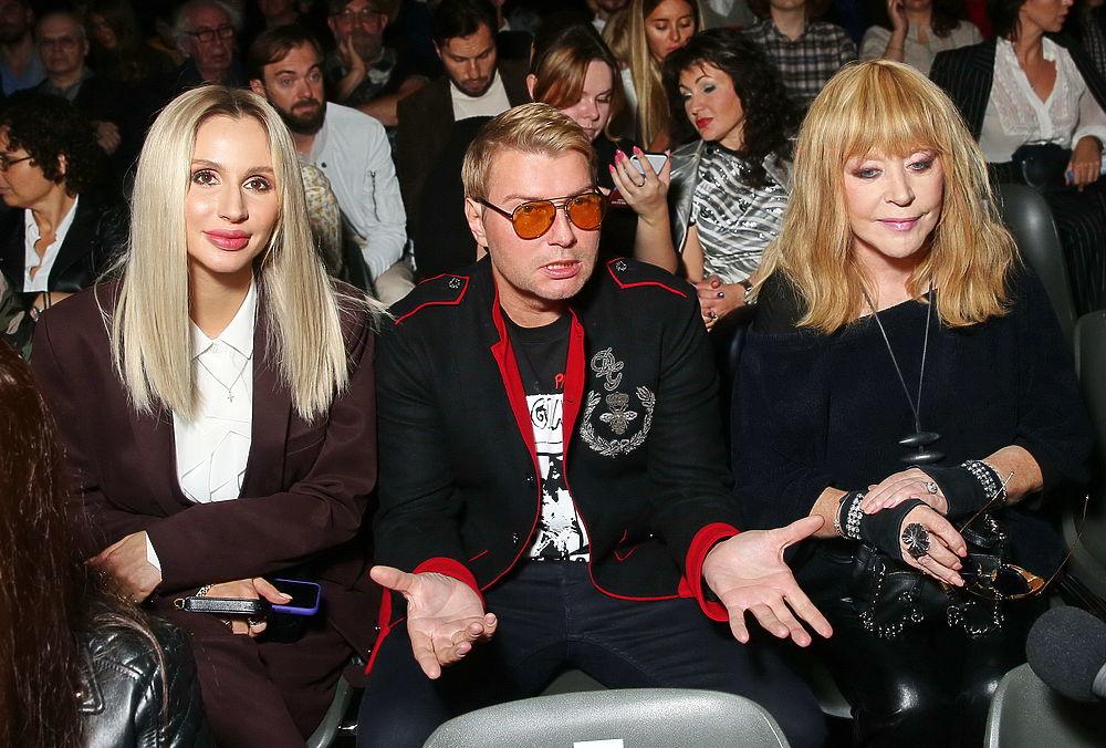 Пугачева, Басков и Лобода удивили модную кинотусовку: фоторепортаж
