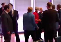 Прелести злорадства: Меркель, унизившая Мэй, порадовала Россию
