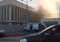В Нижнем Новгороде горит концертный зал «Юпитер»