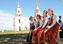 Праздник в шатковском селе Хирине посетили более трех тысяч гостей