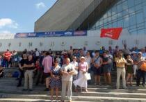 В Омске оппозиция снова выйдет против пенсионной реформы