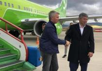 Министр спорта РФ Павел Колобков обсудит строительство Ледового дворца в Улан-Удэ
