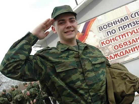 Депутаты дадут школьникам вторую отсрочку от армии