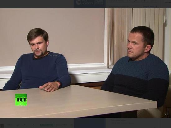 Симоньян ждет фотографии Петрова и Боширова с Солсберийским собором