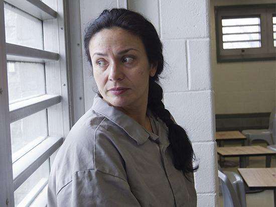 Россиянки в американской тюрьме Райкерс-Айленд.