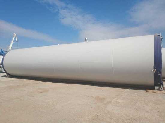 Башни ветроэнергетических установок начнут производить в Ростовской области