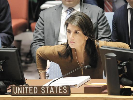 Хейли: особое внимание в Совбезе ООН Трамп уделит Ирану