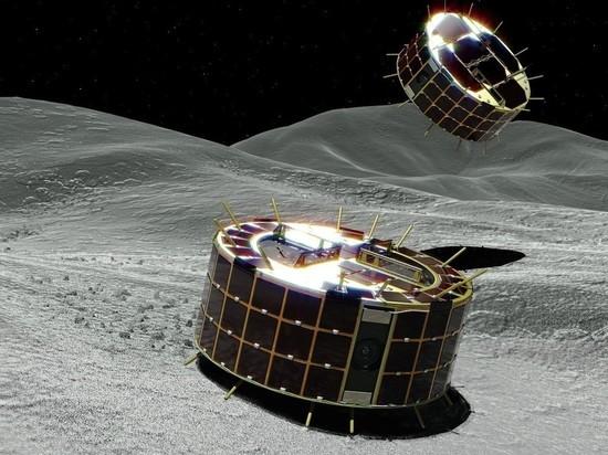 Японский зонд «Хаябуса-2» доставил ровер на астероид: подробности уникальной миссии