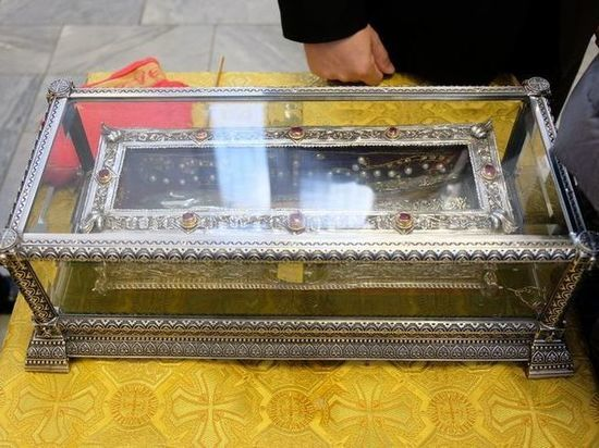 В Москву привезли мощи Спиридона Тримифунтского: о чем просить
