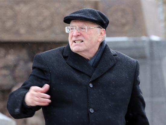 Украина начала уголовное преследование Жириновского и депутатов за