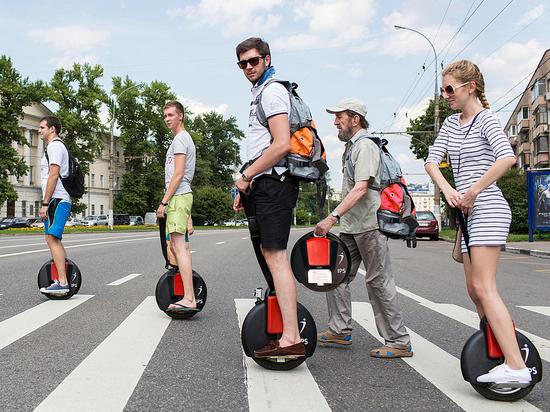 Велосипедисты не проявили большого энтузиазма в честь Дня без автомобиля